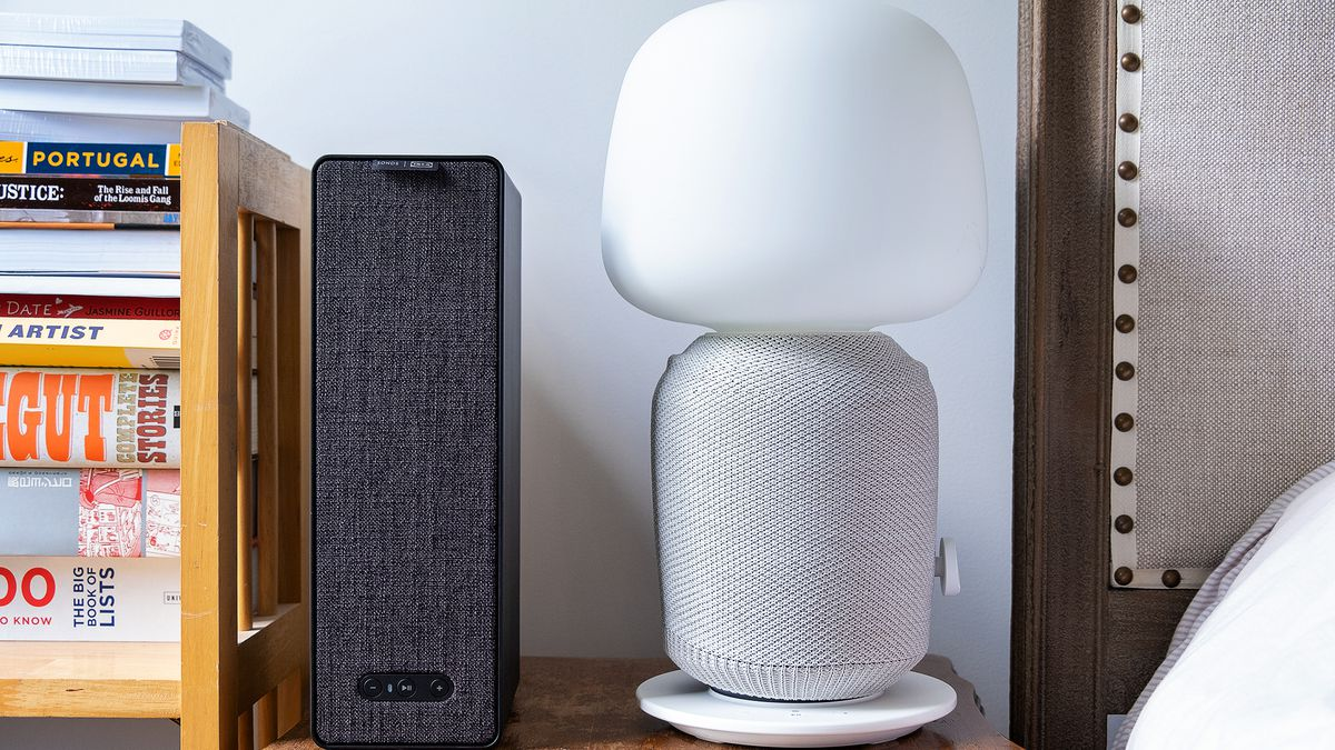Ikea Symfonisk review: affordable, fun Sonos speakers - The Verge