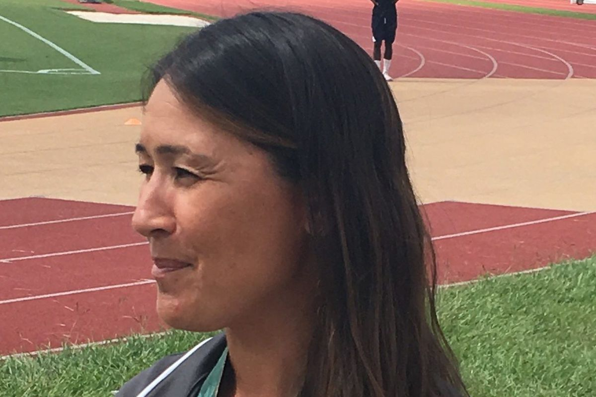 UCF Head Women's Soccer Coach Tiffany Roberts Sahaydak is guiding the best team on campus.  (Photo: UCF Athletics)