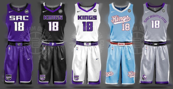 8031506db6e These fan-made NBA jerseys are so much better than the real ones ...