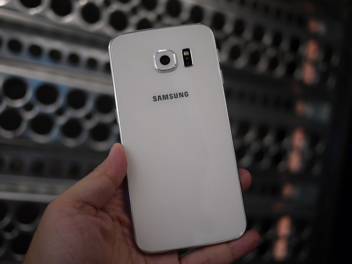 The new Galaxy S6 series will support Samsung's new mobile payment solution.
