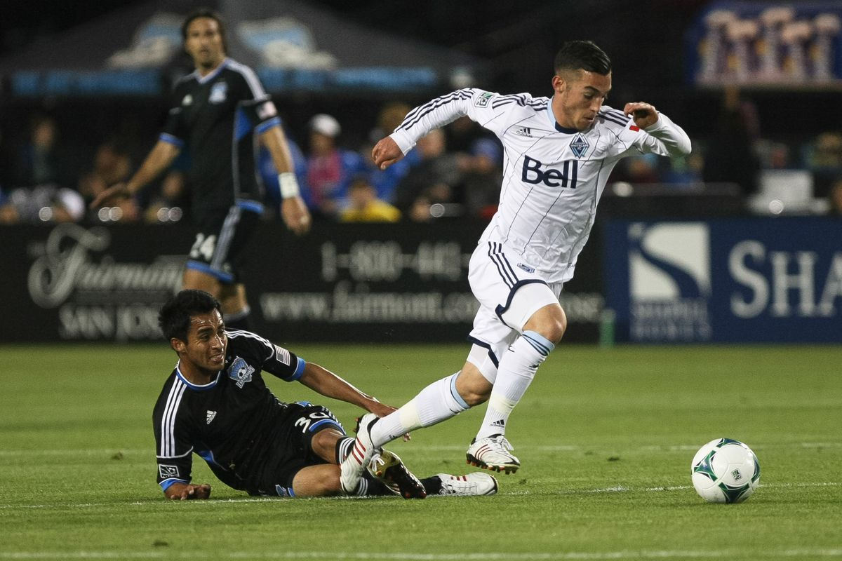 Can Russell Teibert and the rest of the Vancouver Whitecaps midfielders up their offensive numbers in 2014?