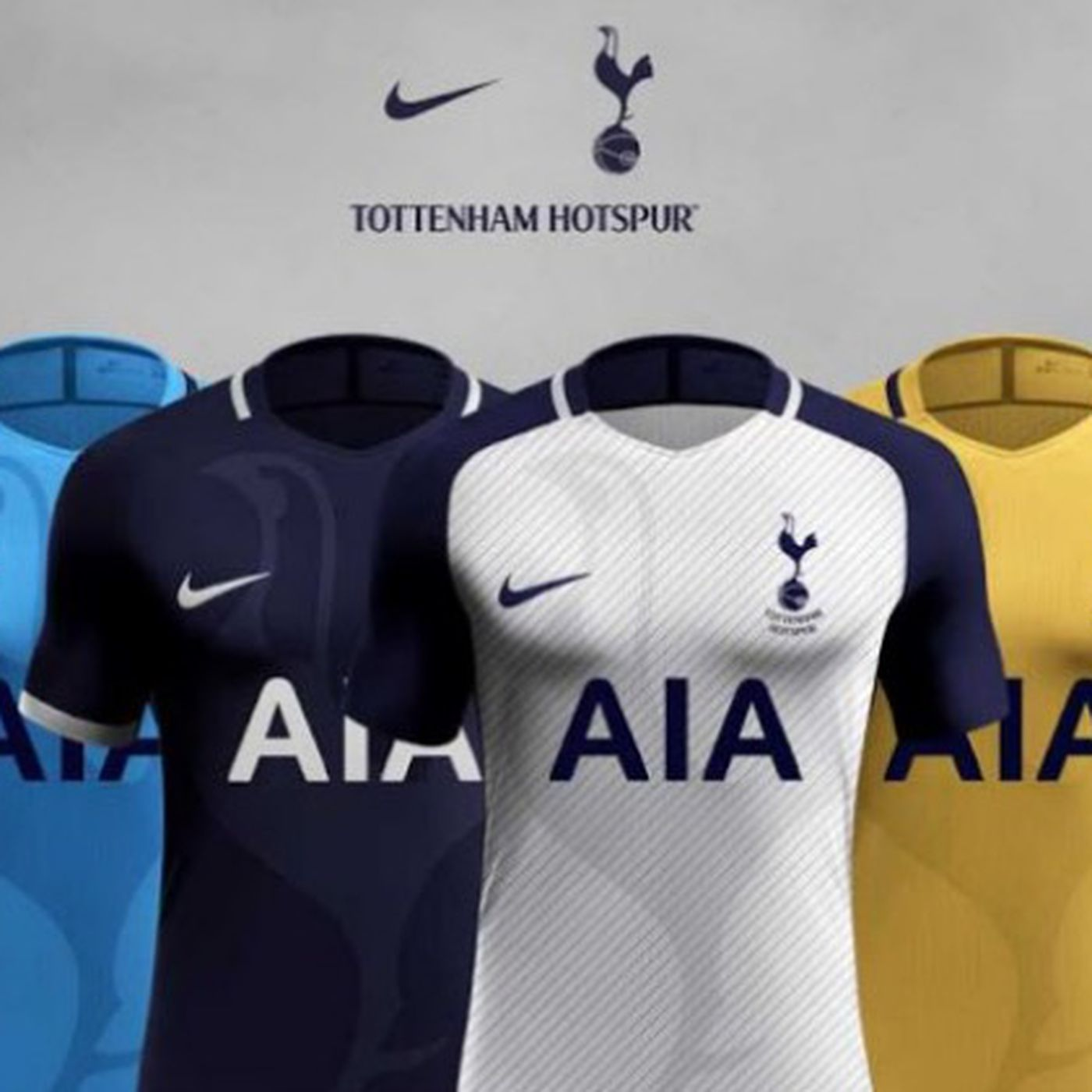 142f5dafb These probably aren t Tottenham Hotspur s 2017-18 kits