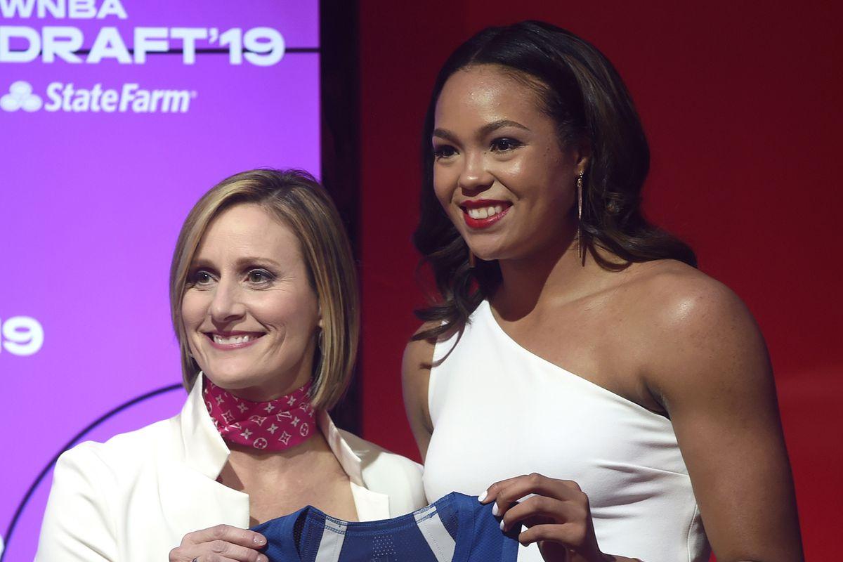 2019 WNBA draft