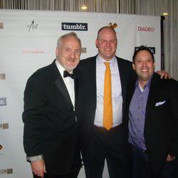 Art Smith, Scott Drewno and Mike Isabella.