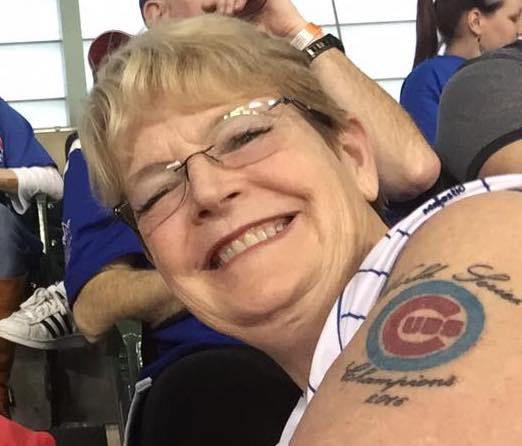 Jill Morgenthaler was a big Cubs fan. | Facebook