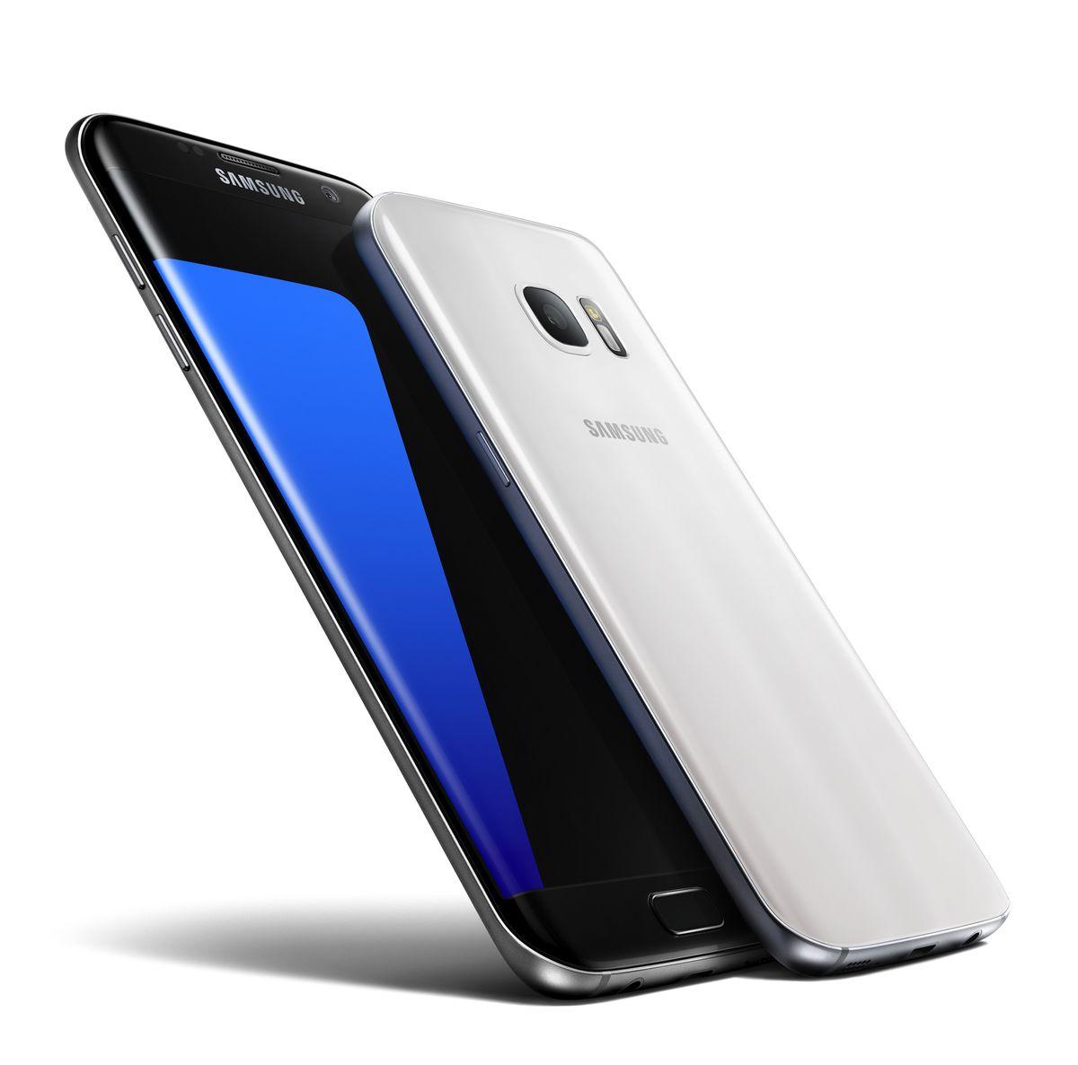 Samsung's Galaxy S7 Edge