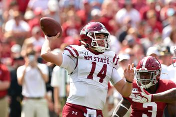 New Mexico State Aggies Football News Schedule Roster Stats