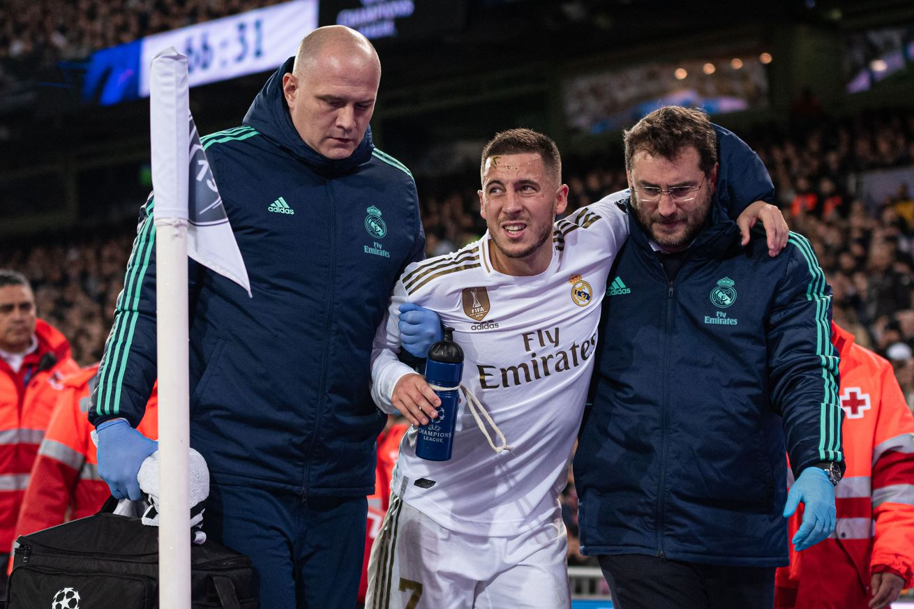 Managing Madrid Podcast: Lineups And Injuries