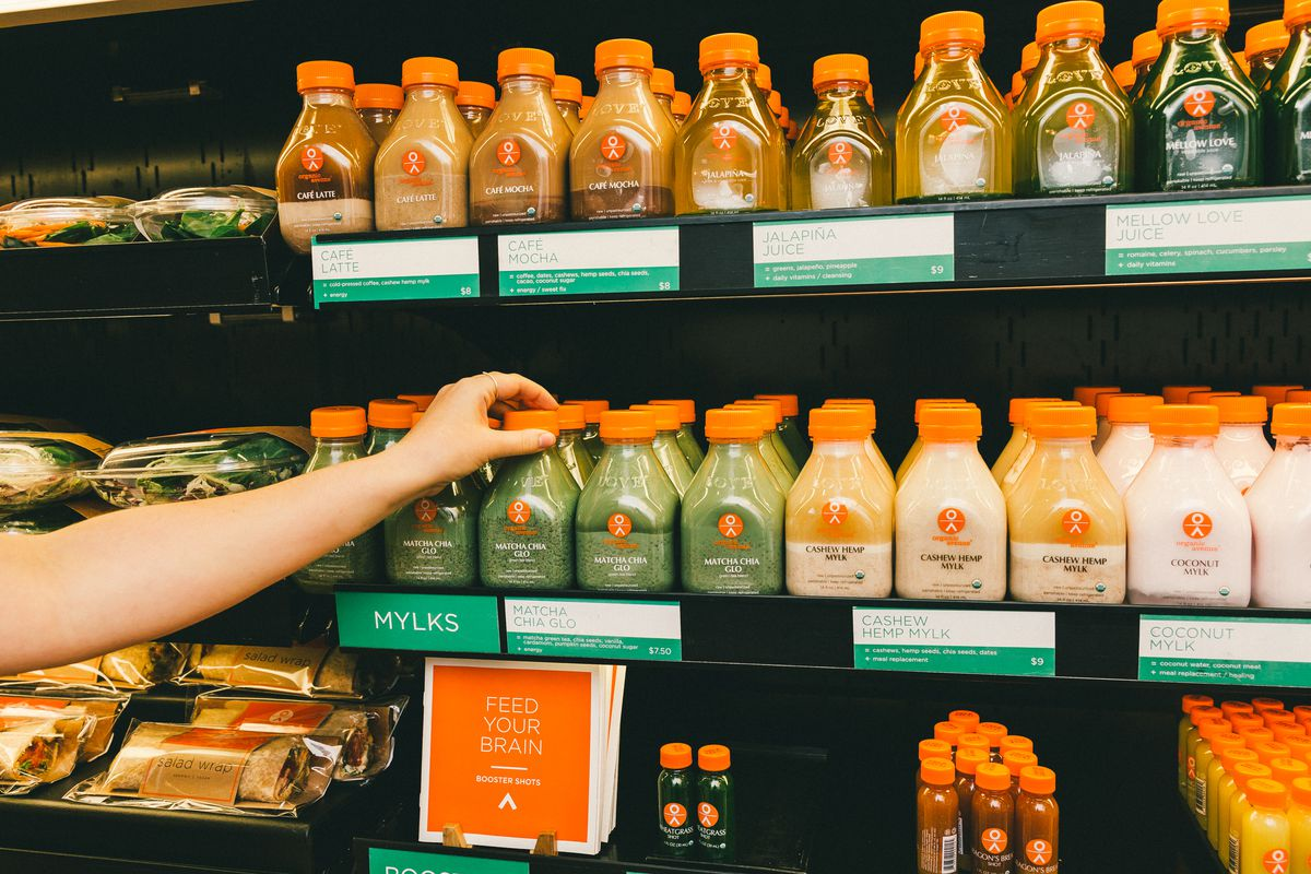 Have we reached peak juice racked organic avenue is experiencing trouble in the saturated juice market malvernweather Gallery