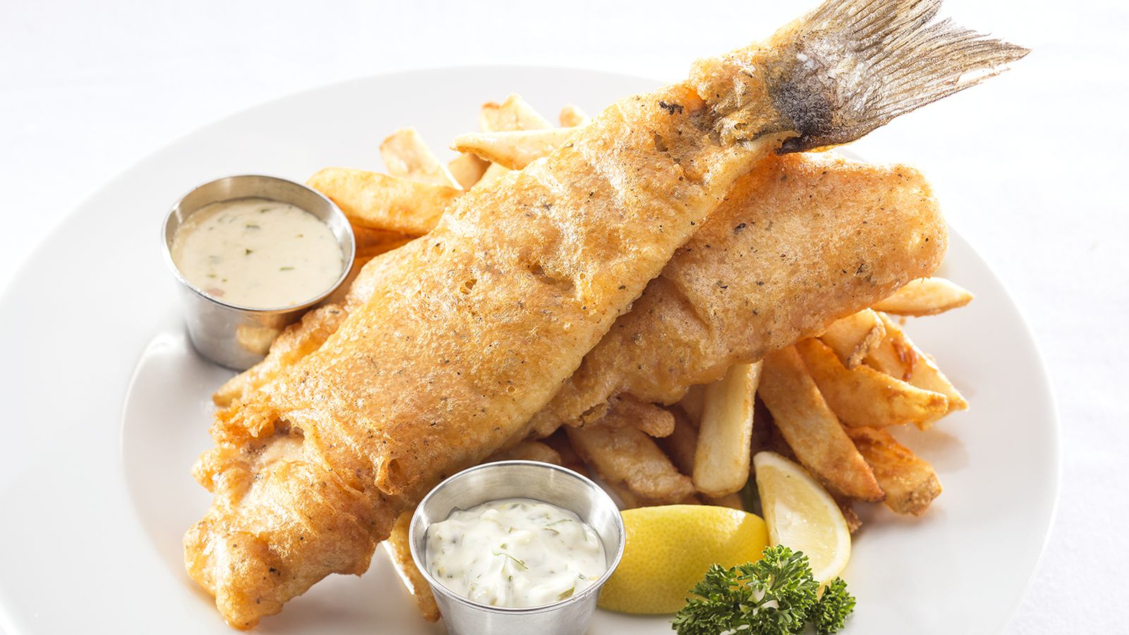 Where to find the best fish and chips in las vegas eater for Fish chips