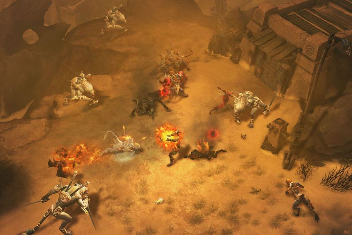 Diablo 3 Beta Giveaway