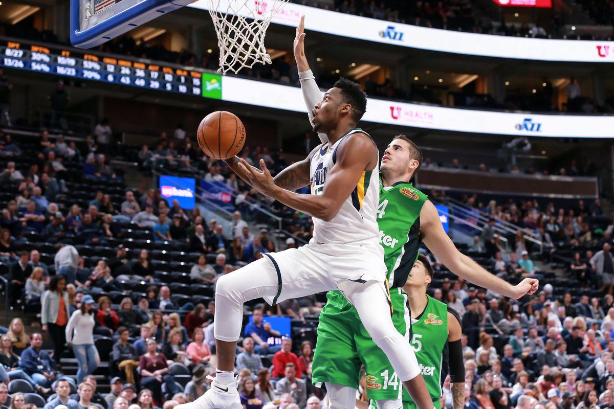 NBA: Preseason-Maccabi Haifa B.C. at Utah Jazz