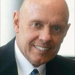 Author and motivational speaker Stephen Covey, who died Monday, is the subject of a tribute by Clayton Christensen, author and professor at Harvard Business School.