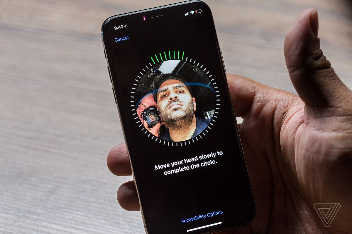 Privacy concerns over developer access to iPhone X face data