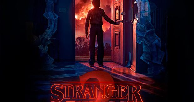 Stranger Things Second Season Soundtrack Hits On October