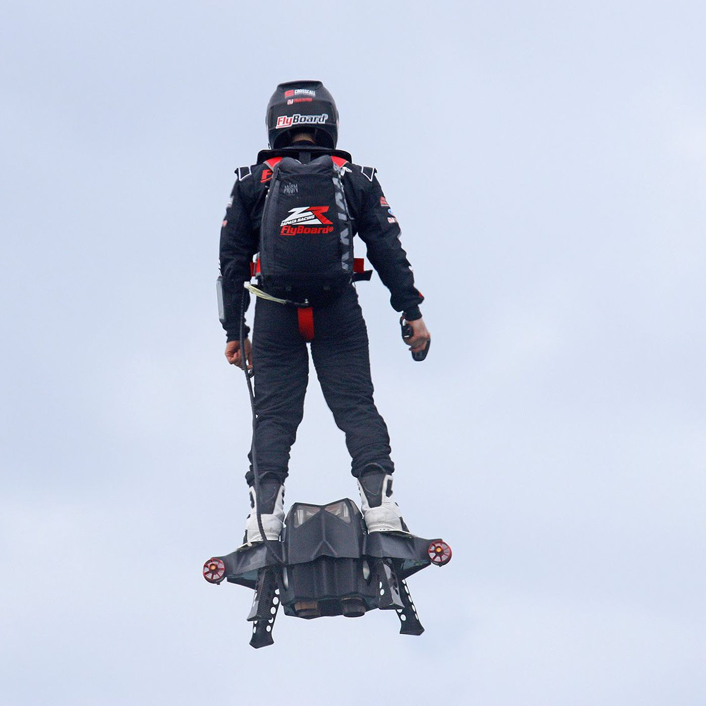 French hoverboard inventor banned from flying in France