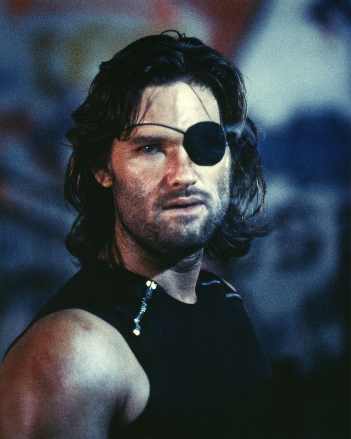 """On the Set of """"Escape From New York"""""""