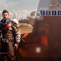 The newly restored Cosmodrome in Destiny 2: Beyond Light