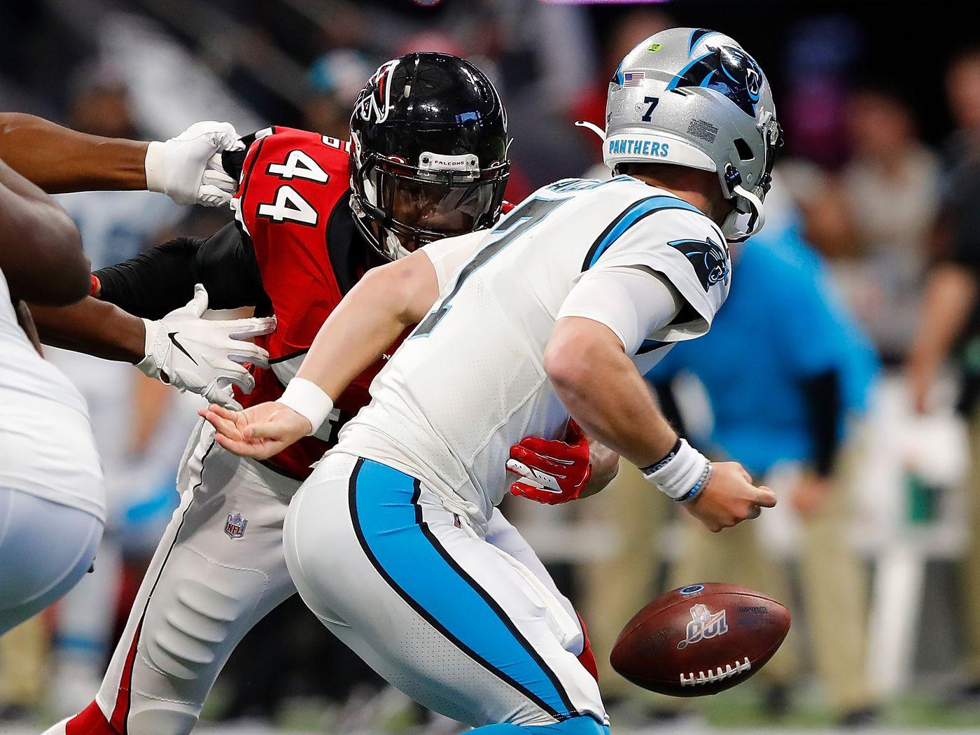 Carolina Panthers Sign Quarterback Kyle Allen To An Extension Cat Scratch Reader