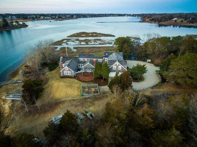 3 historic waterfront houses for sale right now