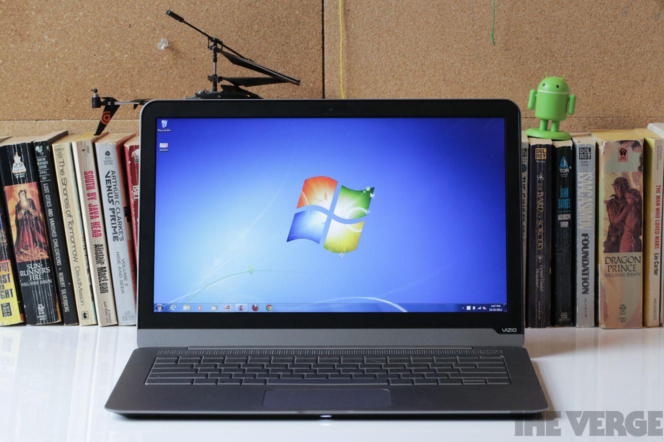 Windows 7 laptop