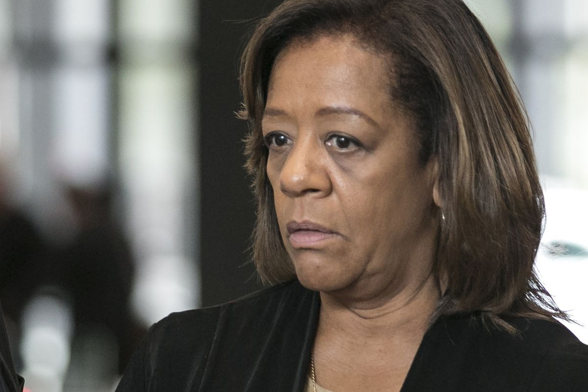 Ex-Chicago Public Schools CEO Barbara Byrd-Bennett apologized to students, parents and educators after she pleaded guilty in federal court in October. | Ashlee Rezin/For the Sun-Times