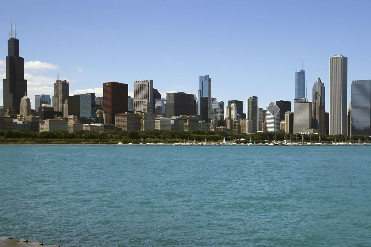 Where Chicago Jobs Are: Downtown, And That's A Good Thing