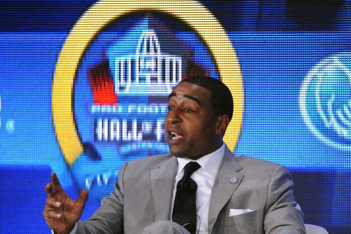 0c2b7c202 2013 Pro Football Hall of Fame  Cris Carter finally where he belongs ...