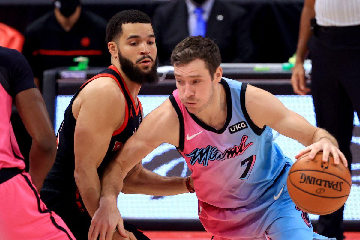 Five thoughts recap: Miami Heat 111, Toronto Raptors 102, Goran Dragic