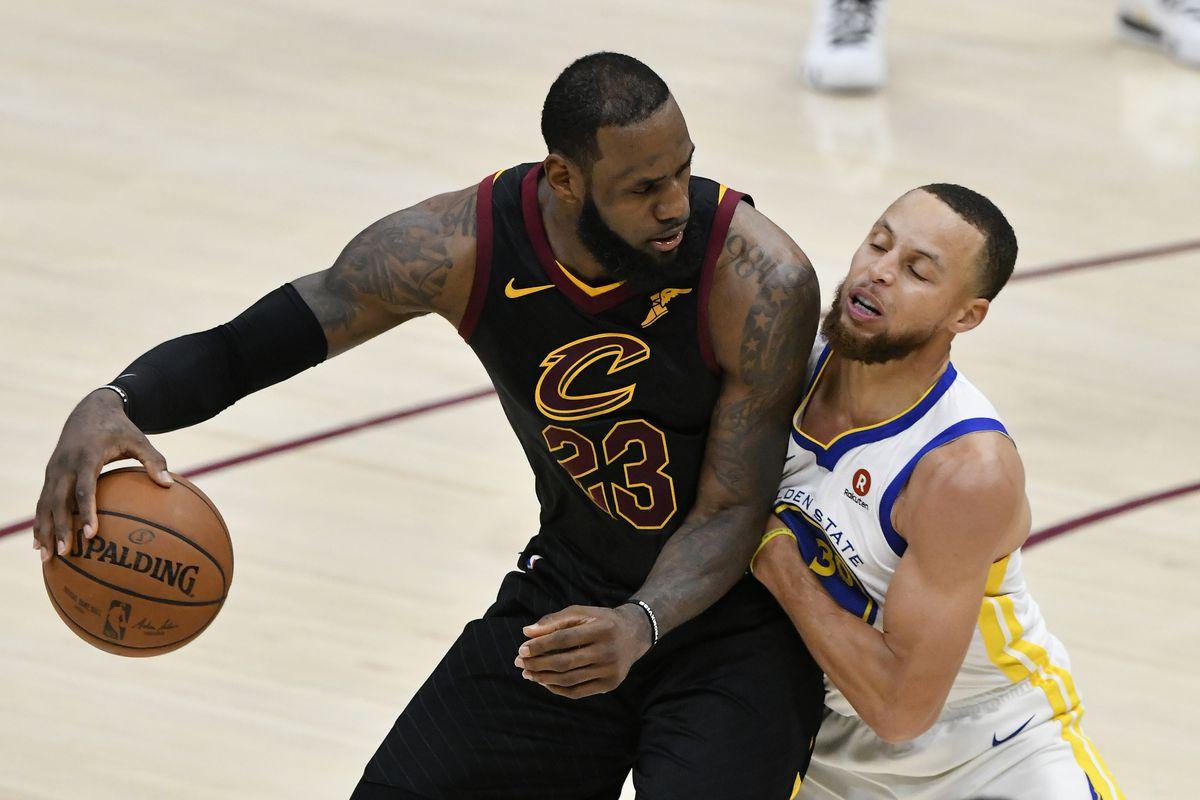 NBA: Finals-Golden State Warriors at Cleveland Cavaliers