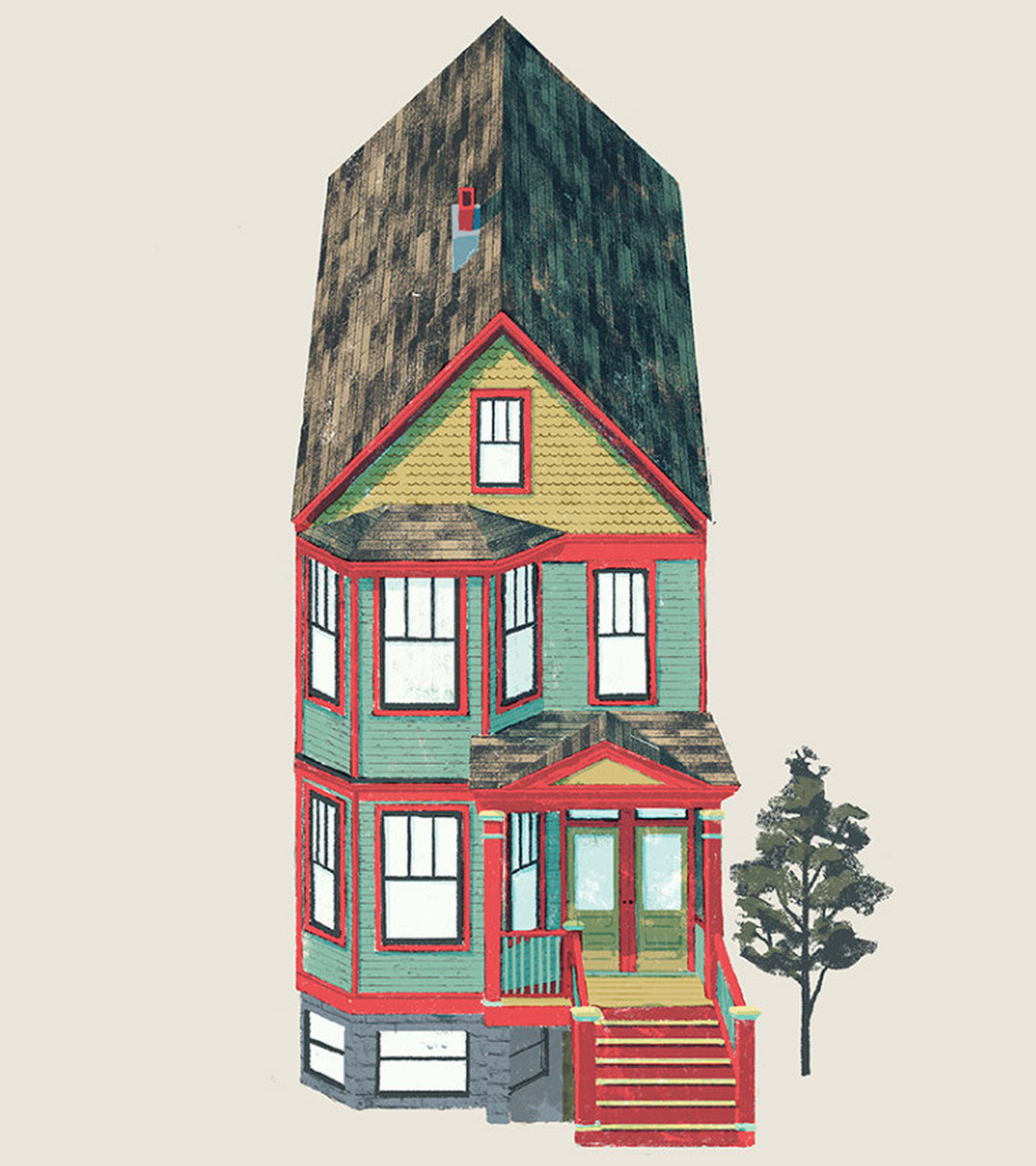 A Handy Guide to the Most Classic Types of Chicago Houses - Curbed