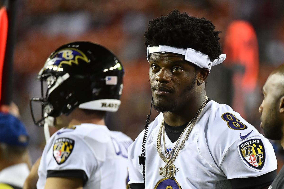 size 40 22546 e9e45 What The Dolphins Should Know About Ravens QB Lamar Jackson ...