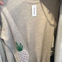 Chinty & Parker pineapple sweater, $353.50 (from $505)