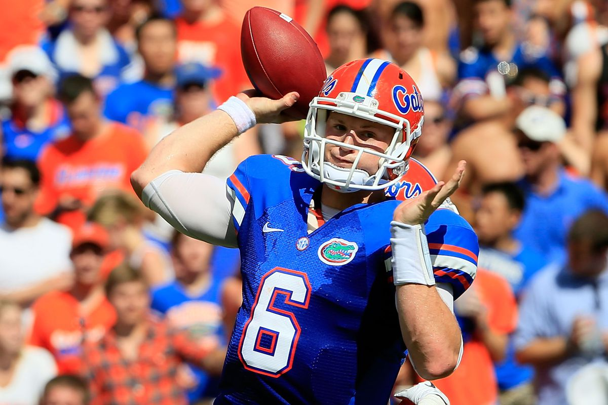 I was wrong about Jeff Driskel, among other things.