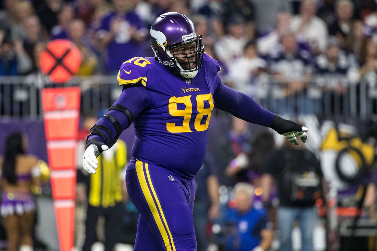 Linval Joseph Just Misses NFL Network Top 100 Daily Norseman