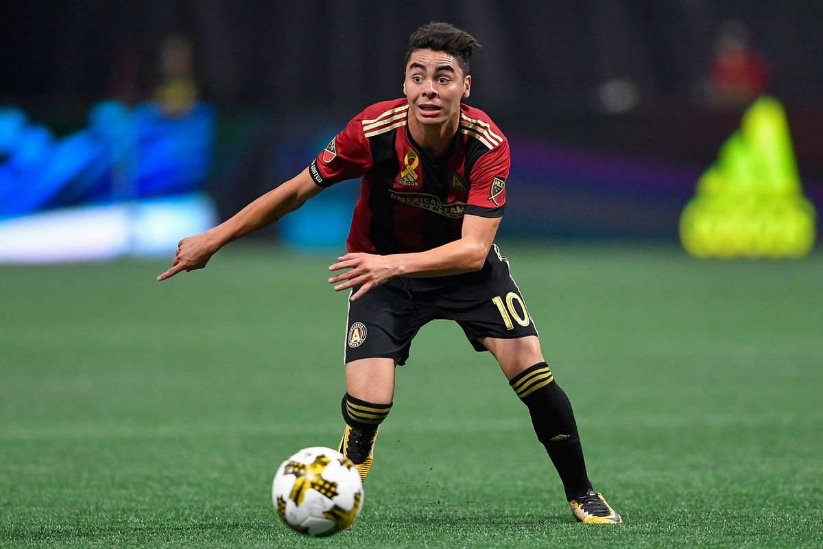 another chance 86dd4 3252c What Atlanta United's attack could look like without Miguel ...