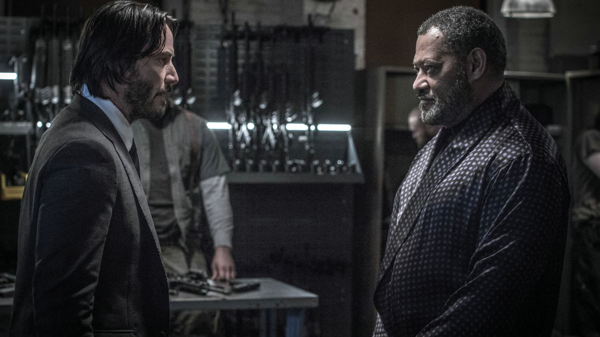 John Wick Chapter 2 Review Exactly What You Re Looking For Polygon