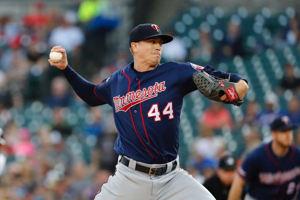MLB: Minnesota Twins at Detroit Tigers