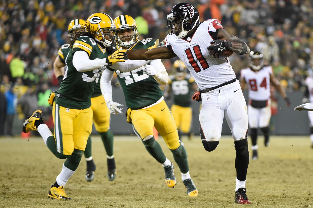 falcons 2016 schedule preview the green bay packers in atlanta for