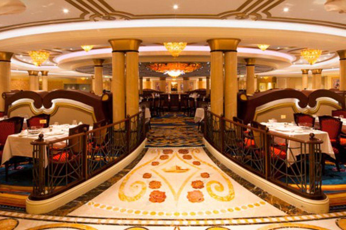 The Restaurants On The New Disney Dream Cruise Ship