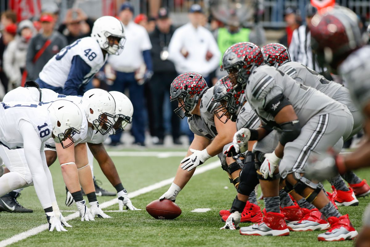 COLLEGE FOOTBALL: OCT 28 Penn State at Ohio State