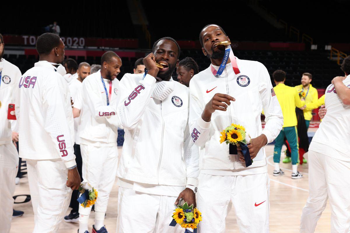 2020 Tokyo Olympics: USA v France