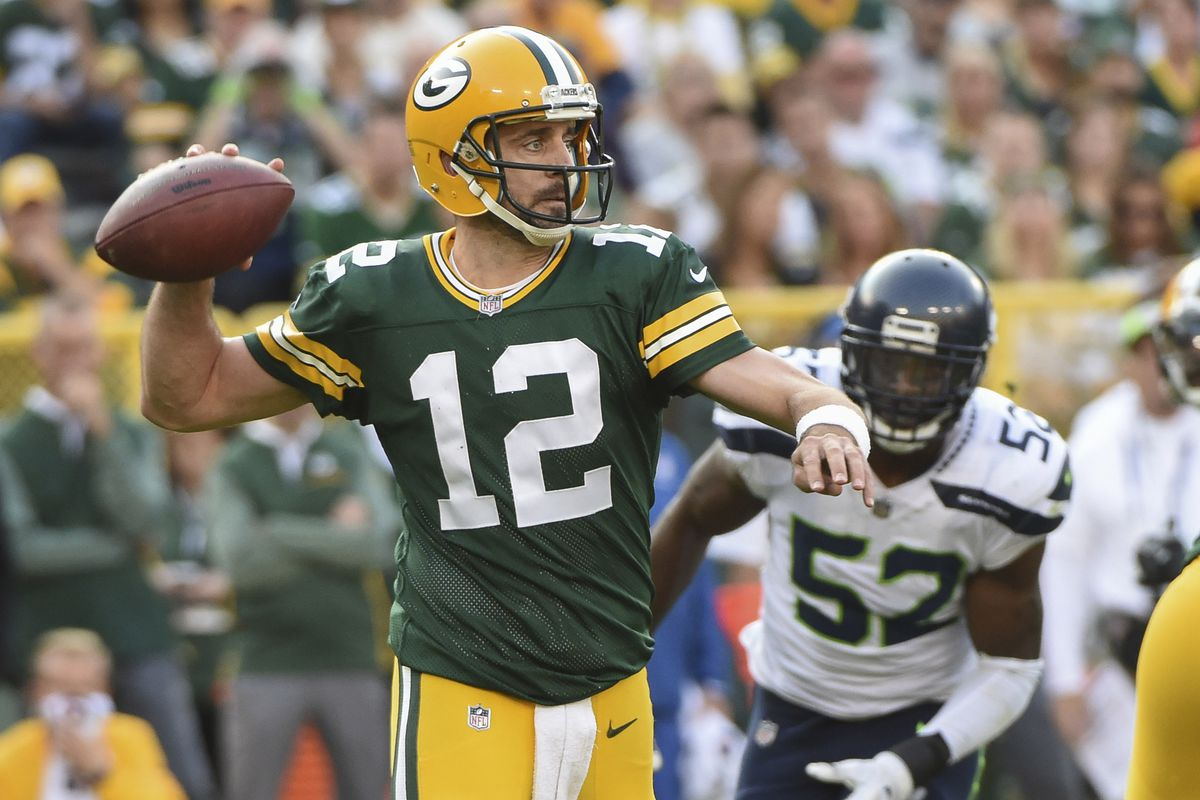 Thursday Night Football Green Bay Packers At Seattle Seahawks Hogs Haven