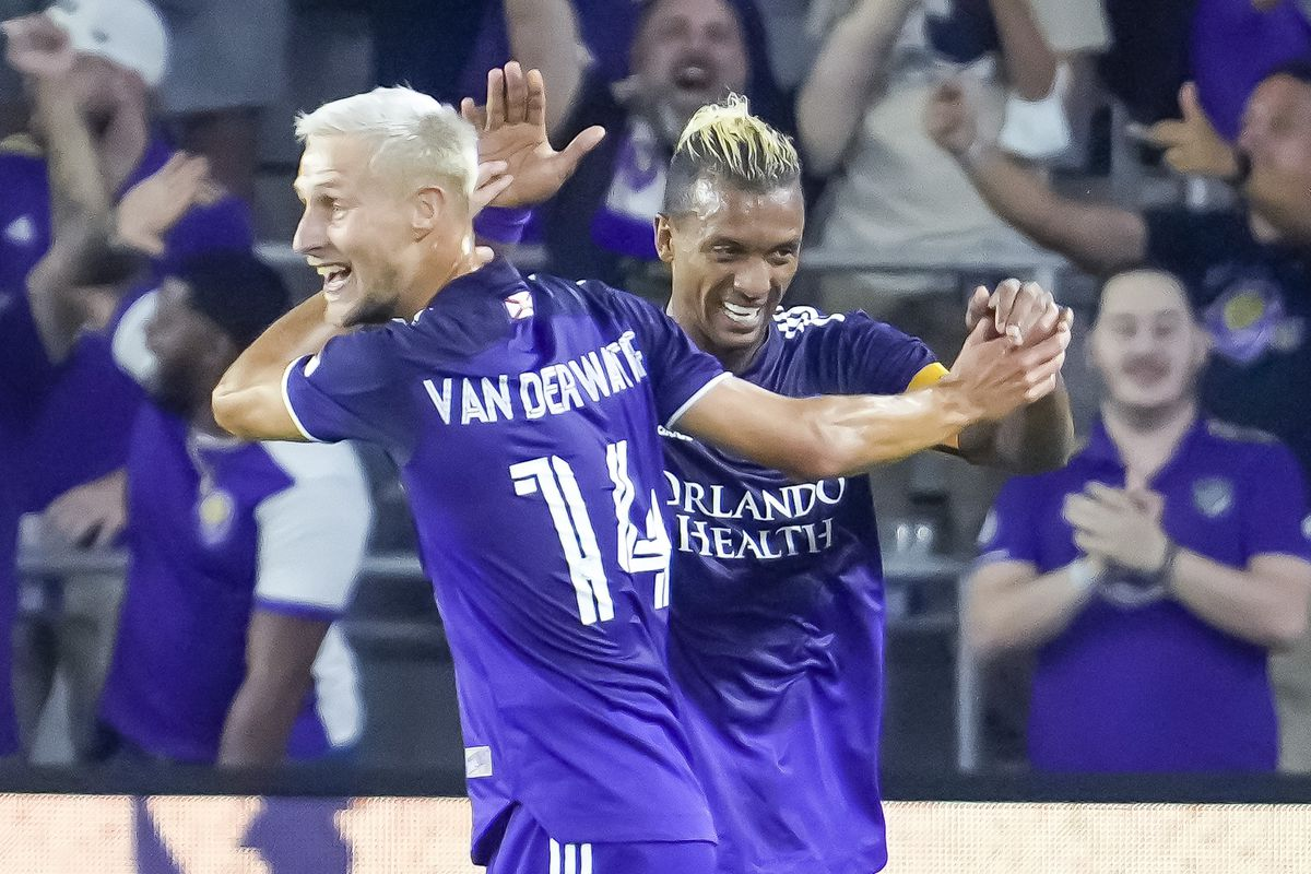SOCCER: SEP 04 MLS - Columbus Crew SC at Orlando City SC