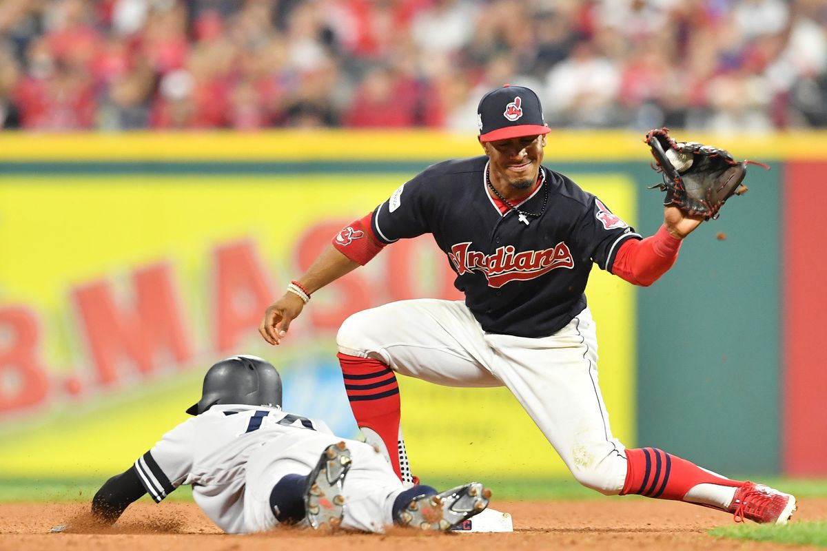 2ec303a02 The Nonsense That Happened in Game 2 of Indians-Yankees ALDS, Ranked ...