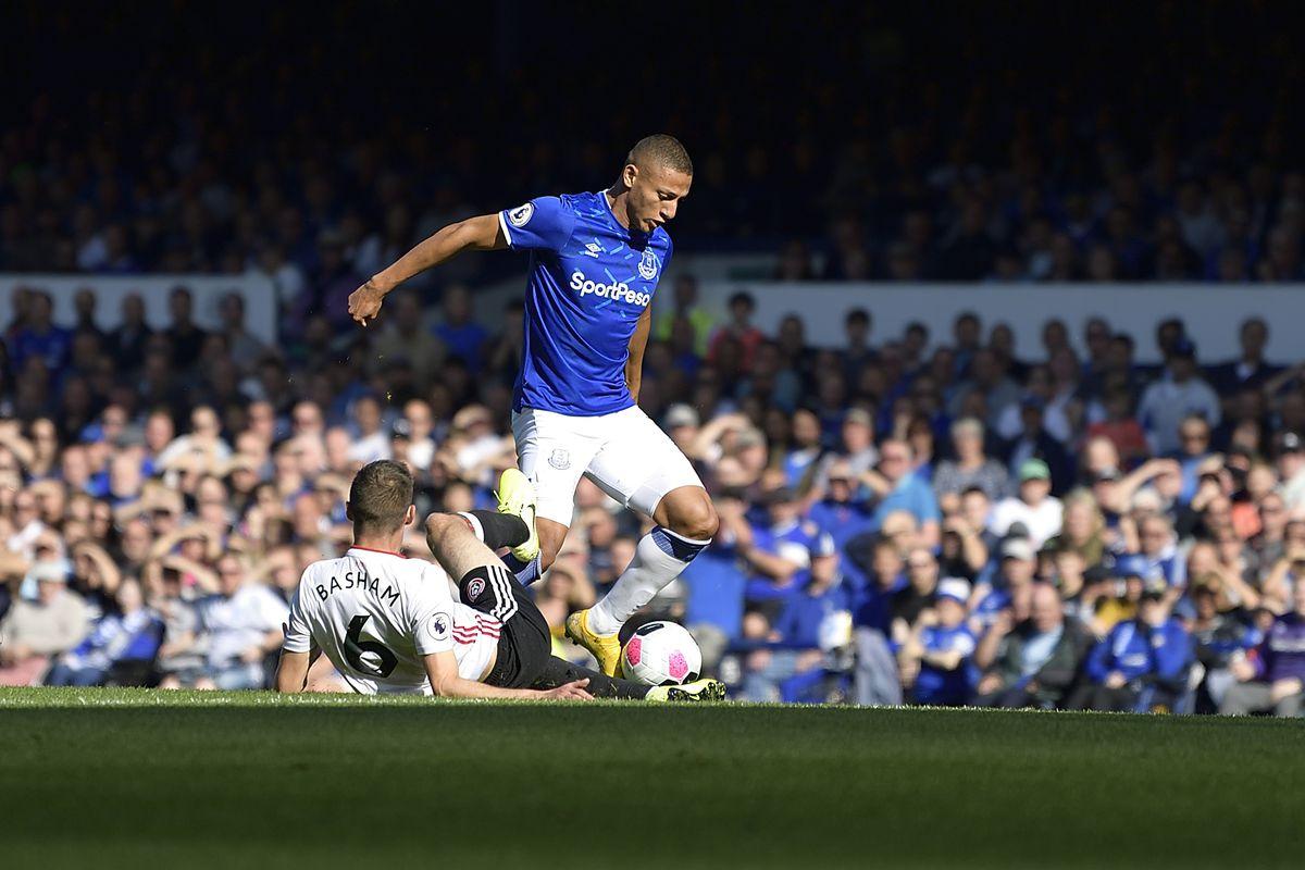 Everton FC v Sheffield United - Premier League