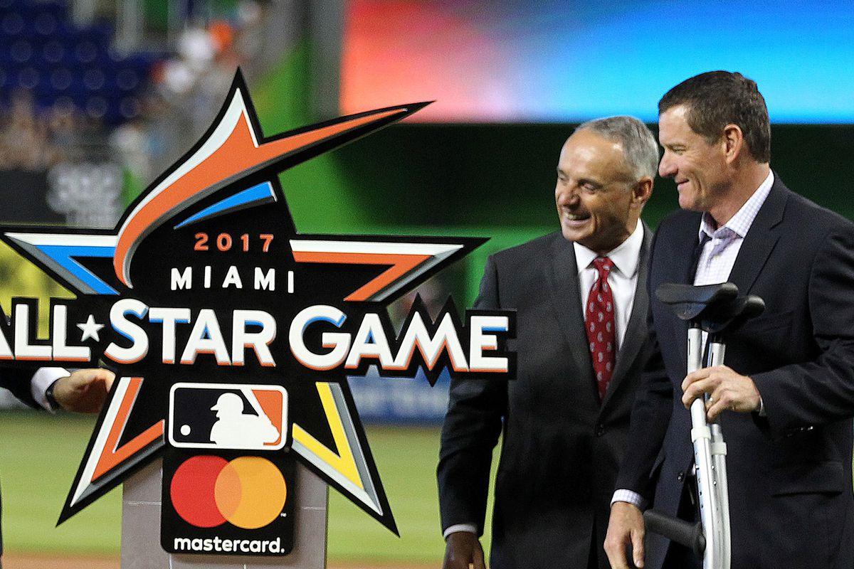 All-Star game logo reveal
