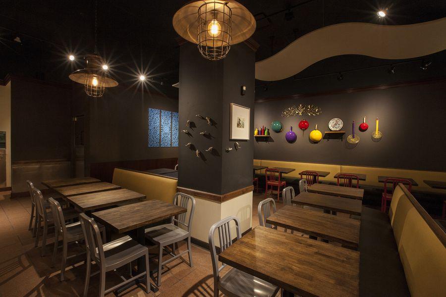 Hot Woks Cool Sushi S East Gives Depaul Center A Modern