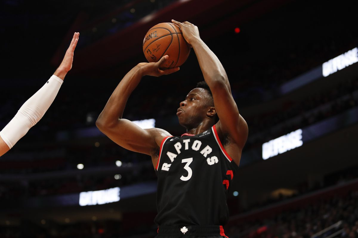 new concept bf4a5 37c36 Toronto Raptors 2018-19 Player Review: The lost season of OG ...