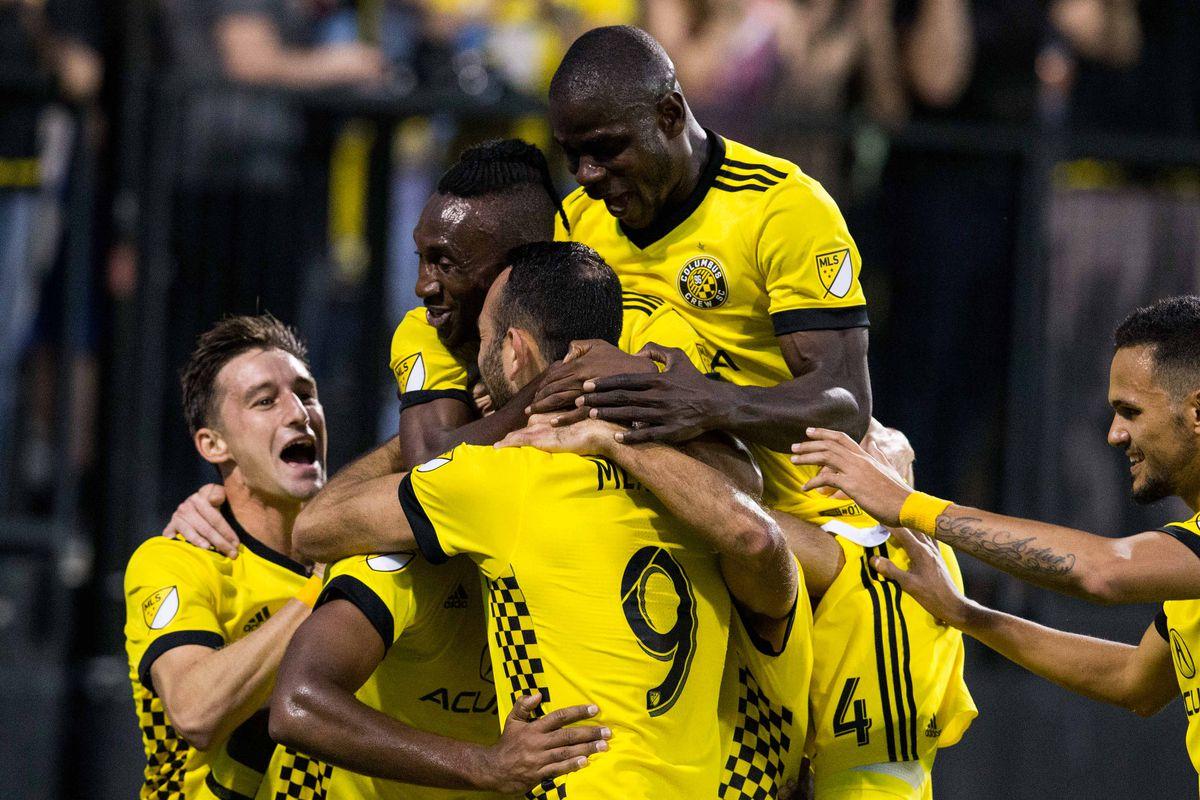 MLS: Portland Timbers at Columbus Crew SC